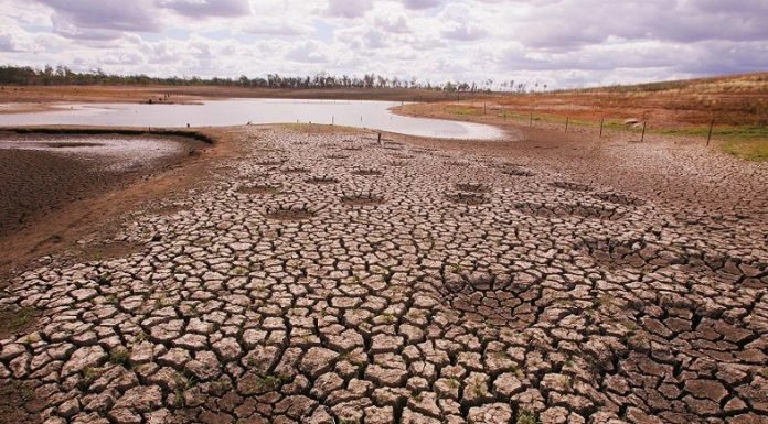 Australia Climatic Condition Change