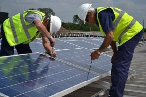 Maintain the Solar Panels