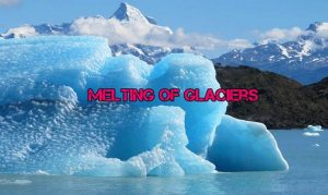 Melting of Glaciers: Ablation