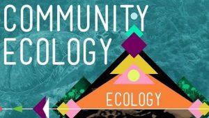 community ecology study