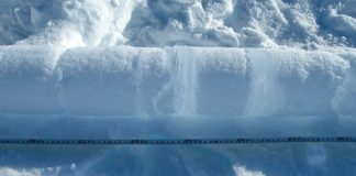 Climate in an Ice Core