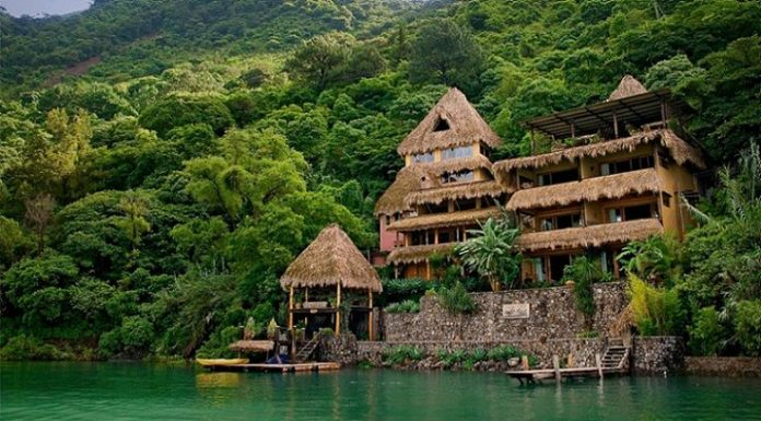 Eco-Friendly Accommodation around the World