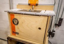 Bench Dog ProTop Router Table review