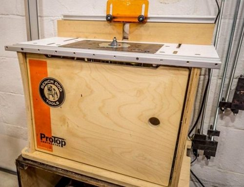 Bench Dog ProTop Router Table Review: Friend of a Craftsman