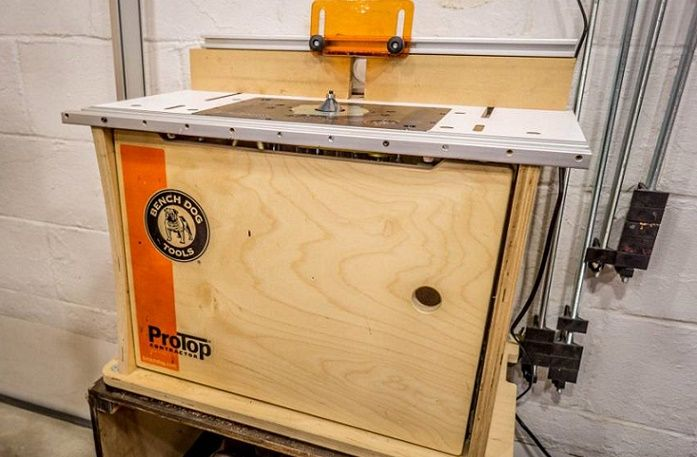Bench Dog Protop Router Table Review Friend Of A Craftsman
