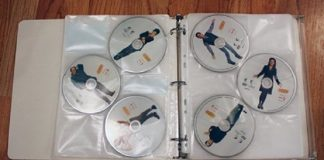 Choose A DVD Storage Binder