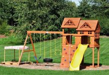 Outdoor Swing Sets Tips