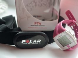 polar ft4 features