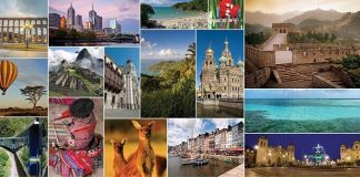 Traveling and Exploring Cultures