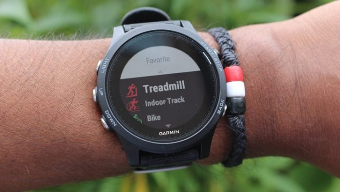 garmin watch comparison