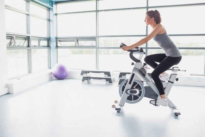 exercise bike workout for beginners