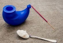neti pot solution recipe essential oils