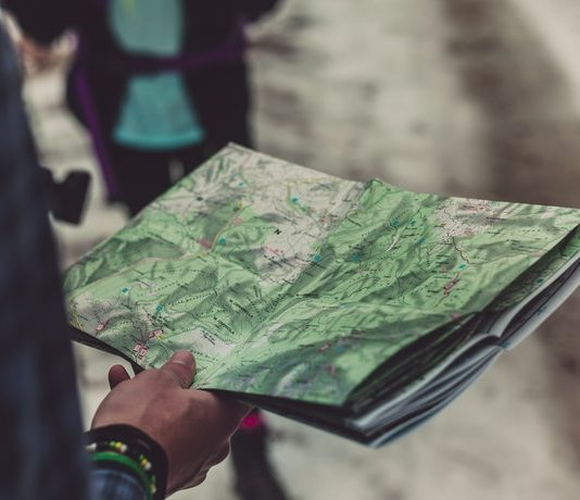 how to read a map for dummies
