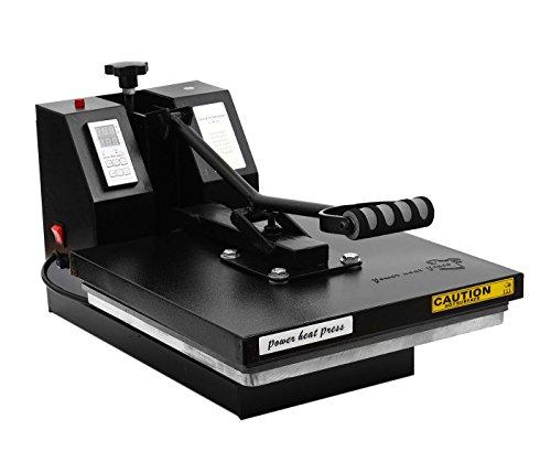 6485ec07 Power Press Digital Sublimation T-Shirt Heat Press—Industrial Quality