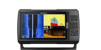 Garmin Striker Plus 9sv Fish FInder