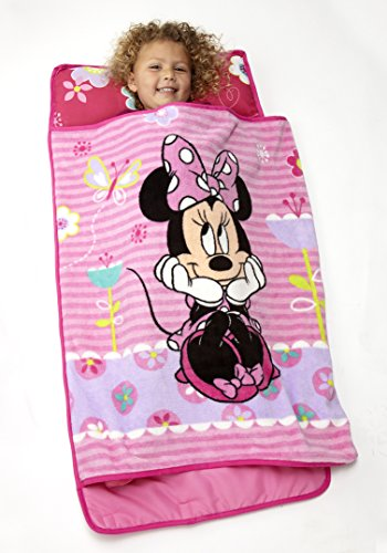 mats disney sweet mat for rolled mouse as best reviews minnie toddler nap toddlers