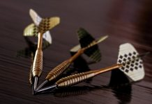 bottelsen hammer head steel tip darts