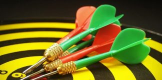 professional soft tip darts