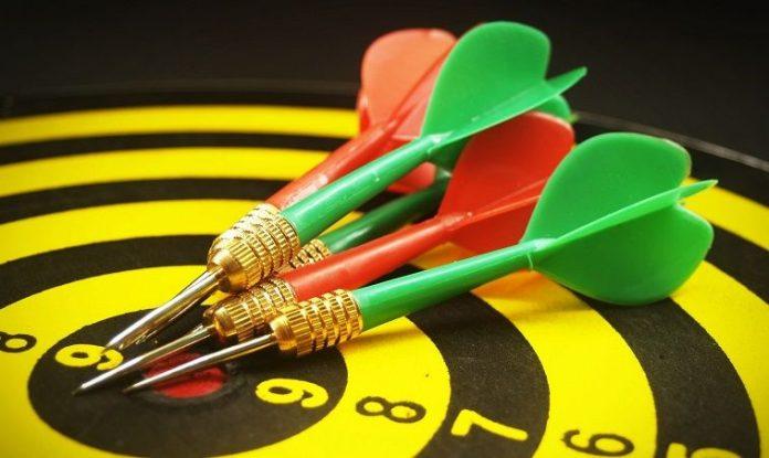 professional soft tip darts
