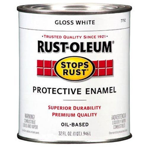 Revamp Any Of Your Old Darn Pieces Furniture Or Work Items With The Rust Oleum 7792504 Protective Enamel Paint It S Thick Enough To Cover