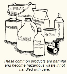 Some Harmful Wastes